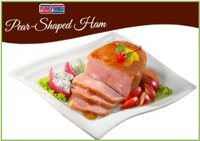 Purefoods Pear Shaped Ham - Pingcon Christmas Gift Set (Corporate Giveaways) 2015