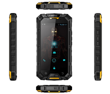industrial use dustproof shockproof mobile phone 4g lte smartphone waterproof IP68 top quality rugged mobile
