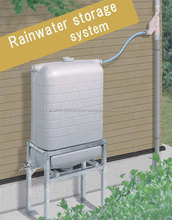 Easy to use and High quality water reservoir tank rainwater storage system made in Japan