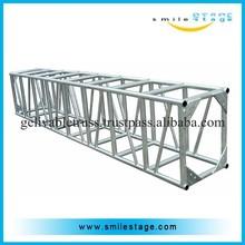 TUV certified tube truss structure aluminum 6082 truss bar