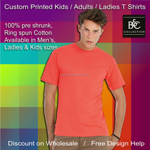 custom B and C Men's Exact 150 T-Shirt