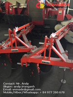 Kubota Good Quality Tractor Disc Plough For Sale DP247