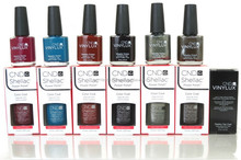 100% AUTHENTIC CND SHELLAC 2015 all COLOR