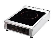 Heavy Duty Stainless Steel IH Induction Cooker 3.5 KW