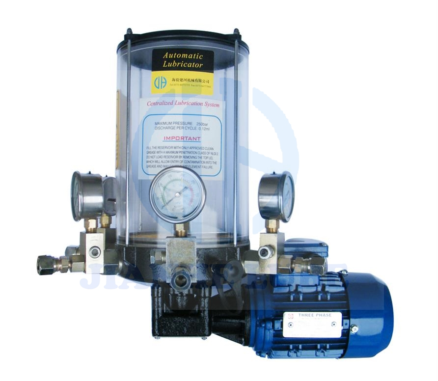 4l new type dbb multipoint automatic grease lubricator for for Getting grease off concrete