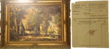dutch classic painting 1930