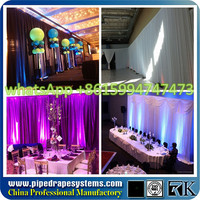 Faceted Surface Clear Color Crystal Garlands Wedding Chuppah