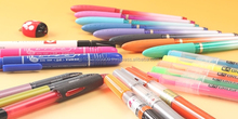 All kinds of ball pens writing instruments for sale , other stationery available