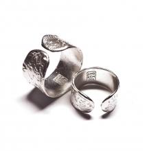 Set of mid finger rings