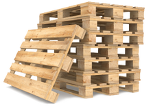 Wooden Pallets ISPM 15