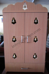 Novopan Wood Based Pooja Mandirs / Pooja Mandapams for sale