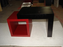 furniture home furniture garden furniture red and black color lacquerware table