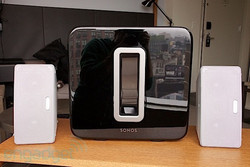 For The New Sonos Wireless Subwoofer (Gloss)