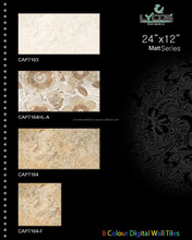 ledge stone inkject digital glazed wall tiles exp 7164