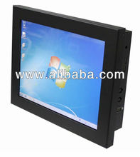 "15"" Industrial Panel Computer LCD Touch AIO"