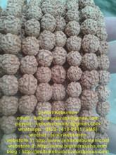Rudraksha Beads String (mala) 4 Mukhi (four face), size: 6mm to 8mm