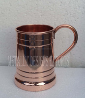 Tankard 100% Copper Drinking Mug