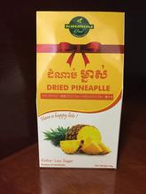 Cambodia Dried Pineapple
