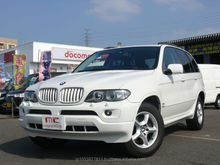 Popular used suv cars BMW X5 2004 used car at reasonable prices
