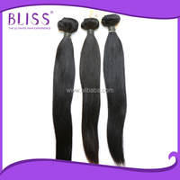 blue brazilian virgin remy hair weft,wholesale bulk hair extensions,integration wigs with 100% remy human hair