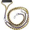 Stock wholesale Latest High Quality Custom Dog Leash - Two Dog Leash Size Med- XL, Black,Blue,Green