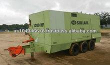 Sullair 1300H High Pressure Diesel Air Compressor