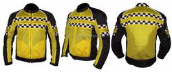 Air Mesh & Cordura Jacket
