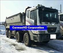 Dump Truck - 24 Tons Dump Box - 12 Wheeler - DAEWOO Cummings