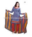 Bandhani Material del vestido | indio vestido de Material | paquistaní vestido de materiales