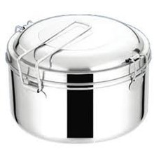 3/4 layers superb quality stainless steel seal tiffin/plastic handle tiffin/seal plastic lunch box