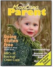 Children grow magazine printing