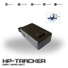 Personal GPS tracker with SMS/ Email/ APP Alarms, 2 buttons for auto-dial, 3 status LED s, 4 days battery life-HPTRACKER