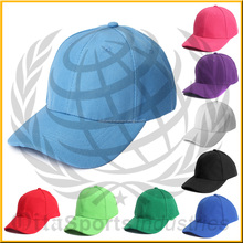 Pakistan manufacturer wholesale 100% cotton baseball cap hats,fashion embroidered promotional baseball cap,custom baseball cap