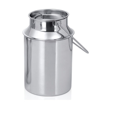 Kitchen Fashion Minimalist Stainless Steel Seasoning Cans with customized packing