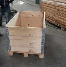 Wooden Pallets & Packaging Products