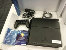 Special Offer For PS4 500GB Console(Latest Model)+10 GAMES & 2 Controllers