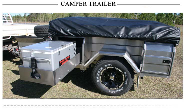 Lastest AEROPLAST Adventure Or Desert Camp Offroad Trailer  YouTube