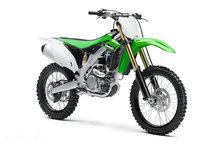 KAWASAK I KX250F MOTORCYCLE