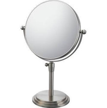 Classic Adjustable Mirror Kimball and Young 81775 Brushed Nickel