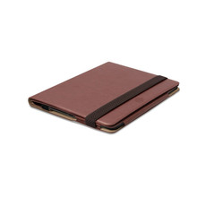 Brown Folio Flip Case Stand