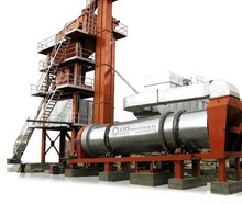 Asphalt Mixing Plant (With Water Filter / With Cloth Filter)}