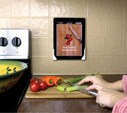Koala Tablet Wall Mount for iPad; Damage-free design (compatible with most popular tablets)