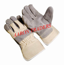 Leather Working Gloves Applications: Vehicle, Handling, Rigging Leather Working /Best Top High Quality Leather Working Gloves,