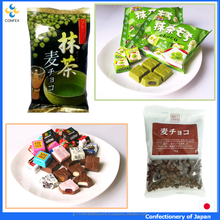 High quality and Popular milk compound chocolate confectionery for light snacks