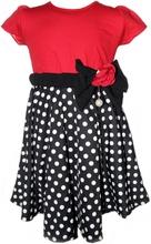 Polka Dot Monaco Dress 2151