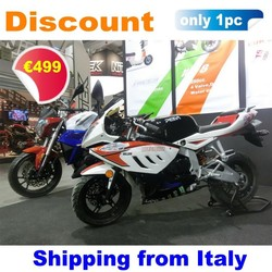 (Discount) 2015 NEW low cost cheap pocket bike 125cc new design HIGH quality EEC (Thunder)
