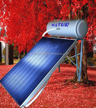 Solar water heater 160lt with flat panel