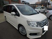 Honda Step WGN Spada Z RK5 2009 Used Car