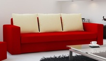 Sofa bed with storage Ramona
