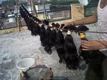Wholesale human hair bulk , factory price bulk human hair kilogram